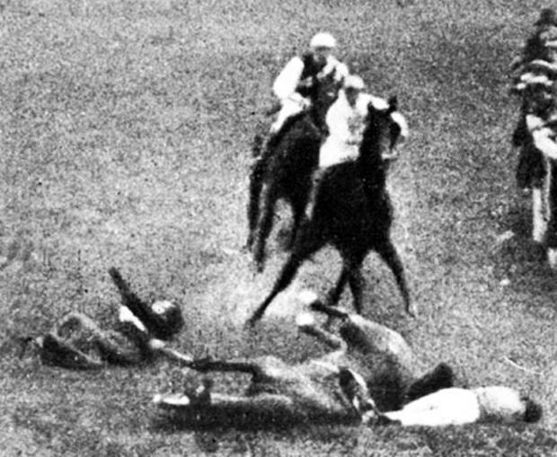 Wandsworth Guardian: Emily Wilding Davison's brutal death at the 1913 Derby