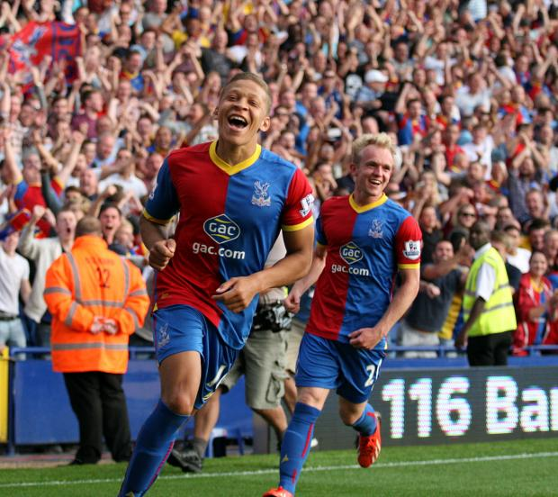Wandsworth Guardian: Dwight Gayle. Picture by Edmund Boyden.