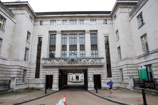 Wandsworth Times: Wandsworth Town Hall