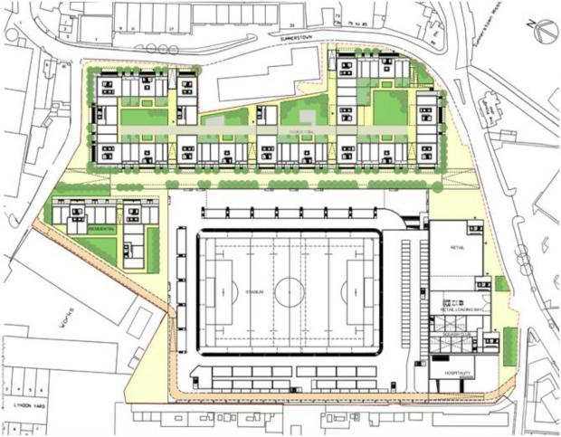 Guardian Property Management on Submits Joint Bid For Plough Lane Stadium  From Wandsworth Guardian