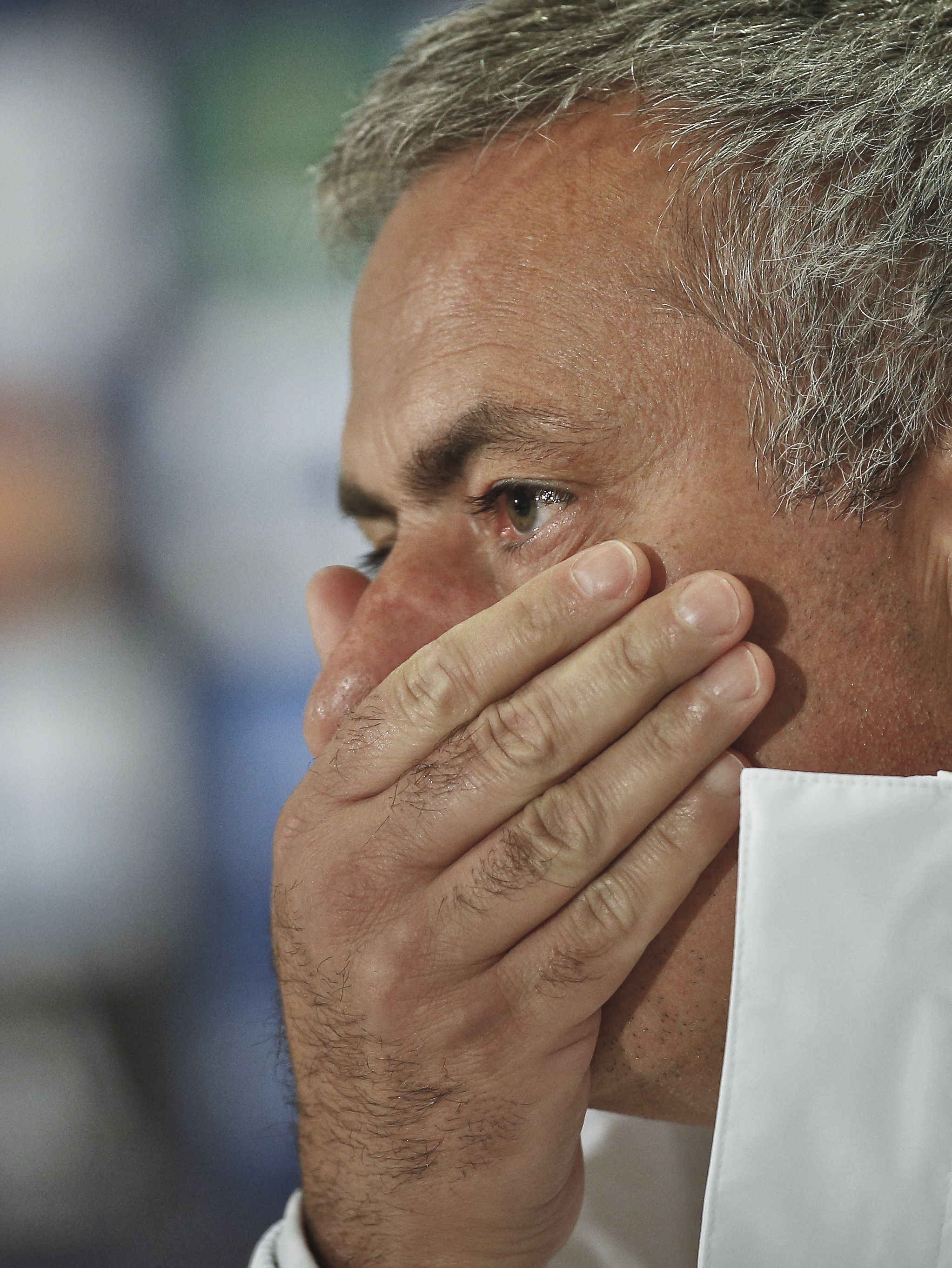 Jose Mourinho's silent treatment seemed to do the trick against Fulham