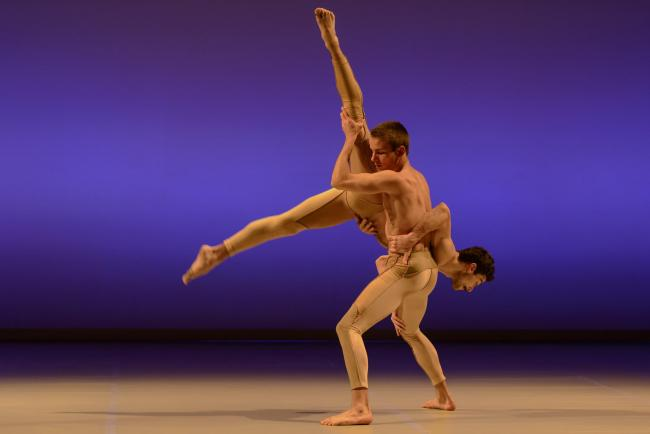 BalletBoyz performing in 2013. Photo: Panos