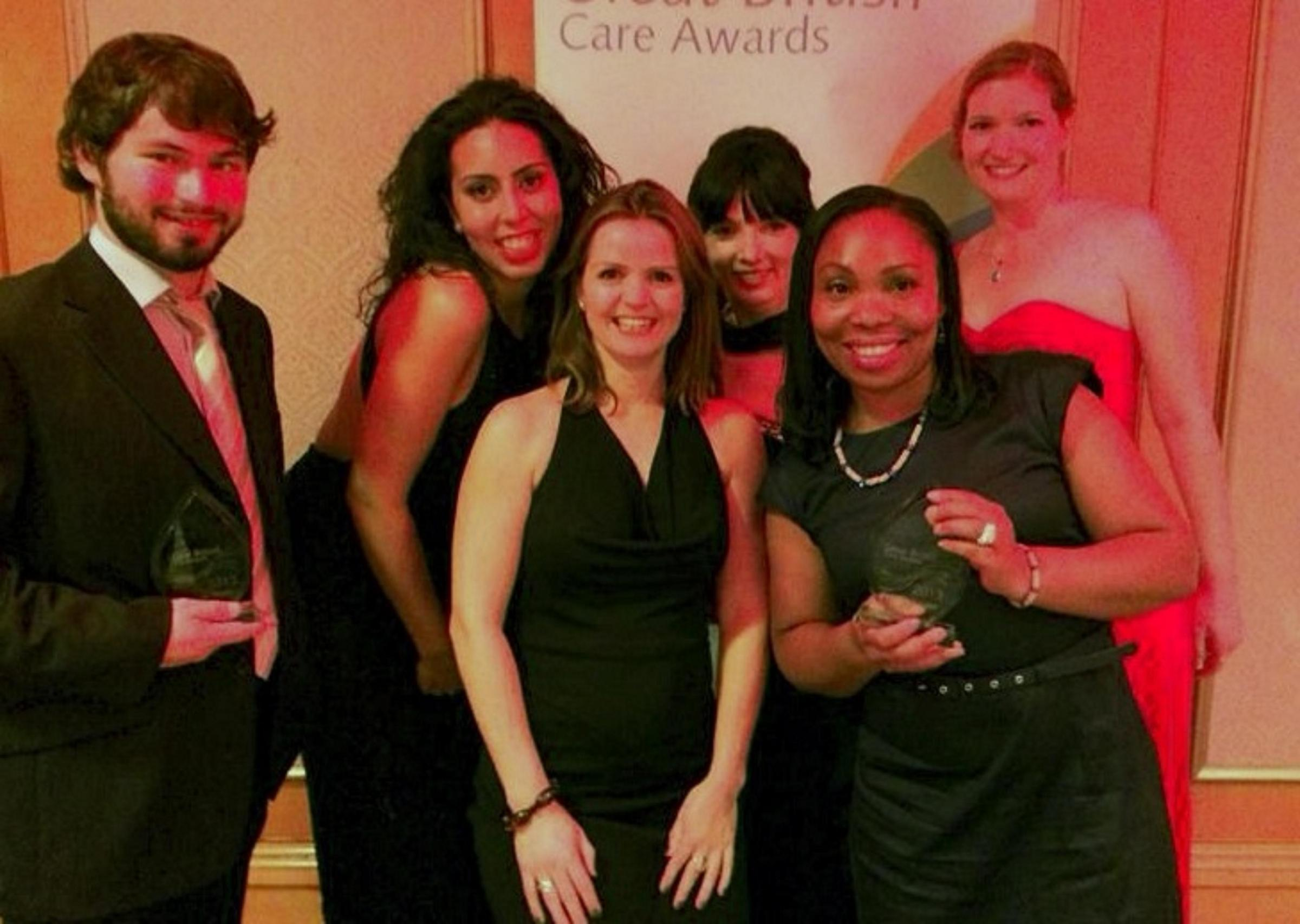 Managing Care nominees