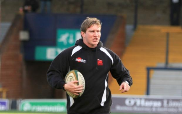 Wandsworth Guardian: Long-term agenda: Ollie Smith at London Welsh