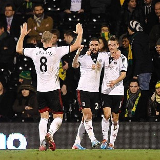 Wandsworth Guardian: Fulham were convincing winners at home against Norwich