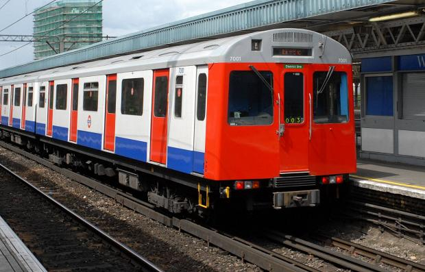 The District line will be partially closed this weekend