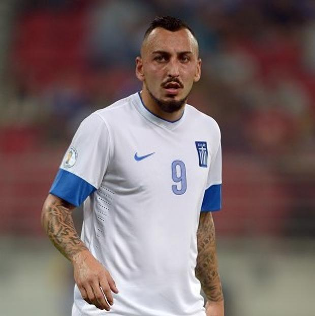 Wandsworth Guardian: Kostas Mitroglou will play for Greece at the 2014 World Cup