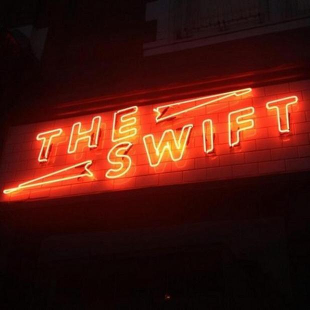 Wandsworth Guardian: The Swift, in Putney High Street