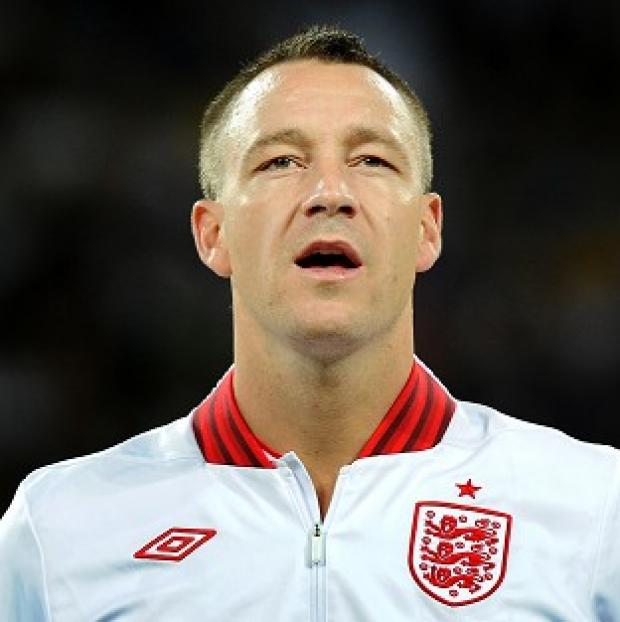 Wandsworth Guardian: John Terry will not be travelling to Brazil with England in the summer