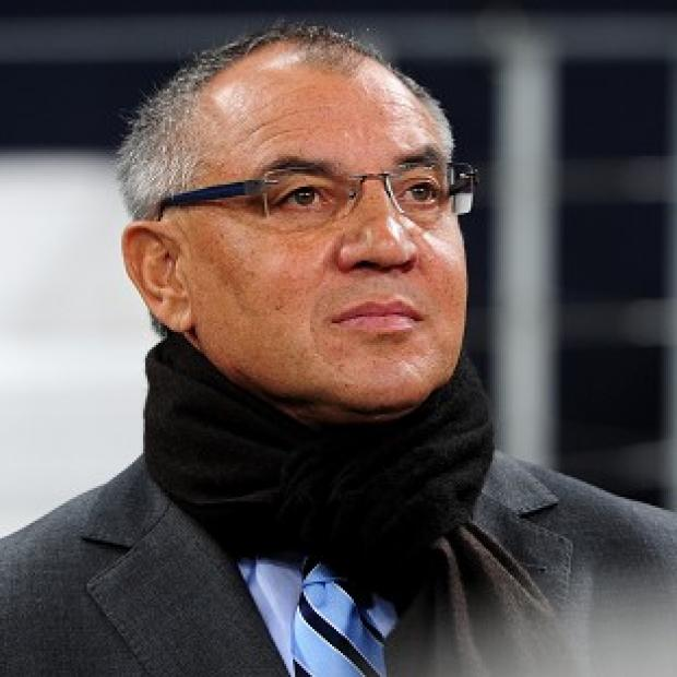 Wandsworth Guardian: Felix Magath is hard at work in his new job at Fulham
