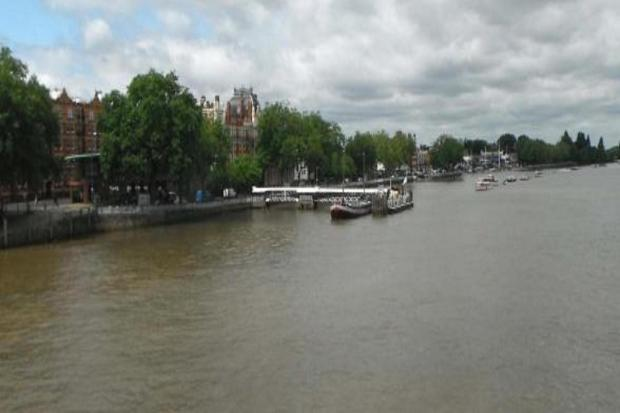 The view from Putney Bridge