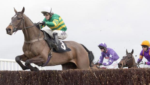 Wandsworth Guardian: TIPS: Focus turns to Punchestown Festival after Sire De Grugy ends season on a high