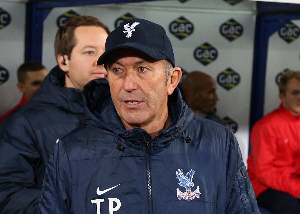 Bookies have tipped Tony Pulis for a Crystal Palace return