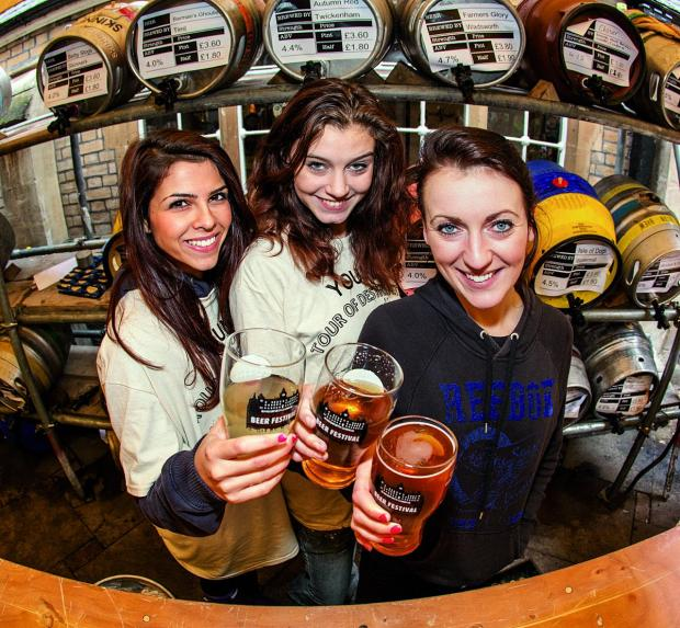 On the Ale Trail - Wandsworth Beer Festival set for sixth year