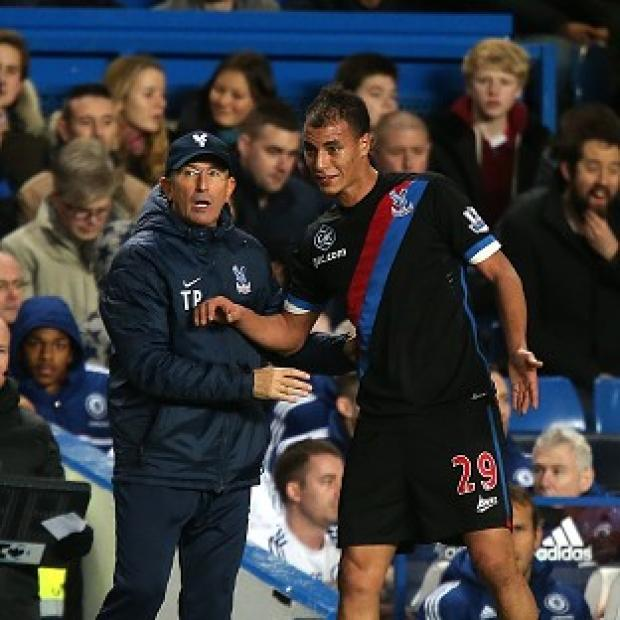 Wandsworth Guardian: Palace manager Tony Pulis enjoyed the company of Chelsea's Jose Mourinho following the Blues' win at Stamford Bridge but is looking to turn the tables this weekend.