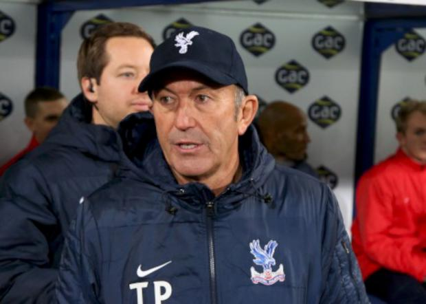 Wandsworth Guardian: Praise: Tony Pulis is loving th
