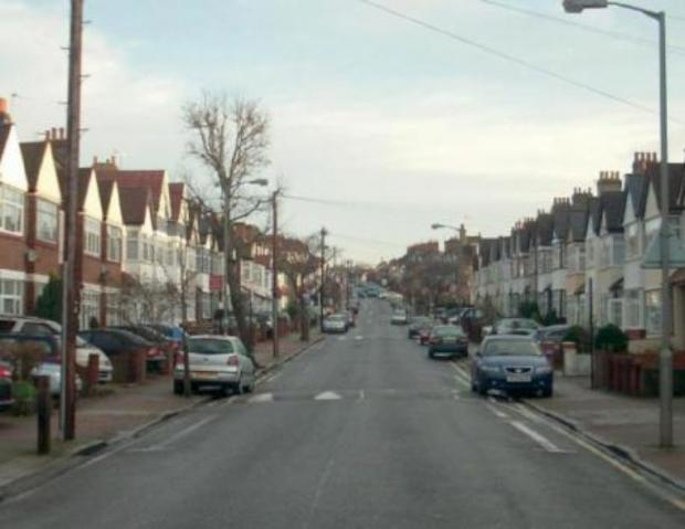Wandsworth Guardian: Fishponds Road in Tooting