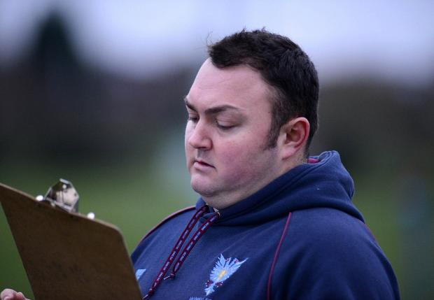 Wandsworth Guardian: Frustration: James Ogilvy-Bull has endure an up and down season