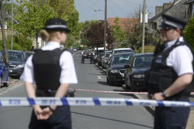 Wandsworth Guardian: A man has died in Huntingfield Road, Roehampton