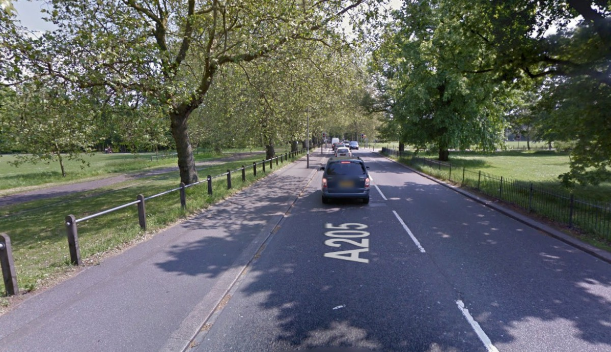 The Avenue in Clapham (Pic Google Map)