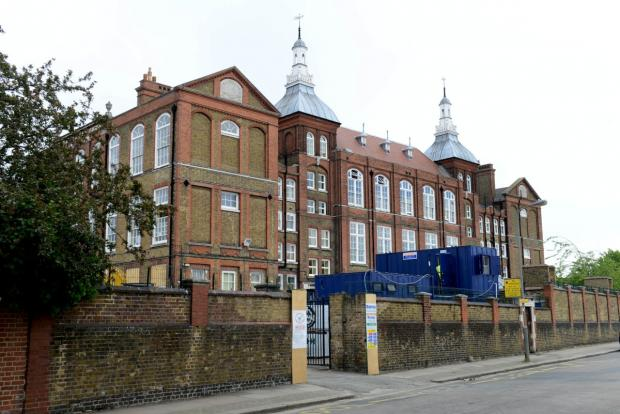 Smallwood Primary School in Tooting