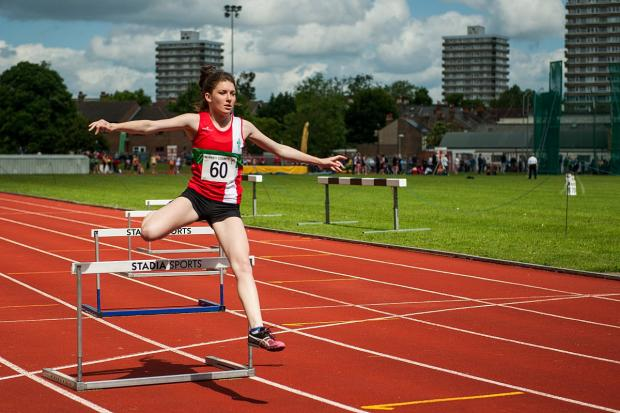 Effort: Amelia Gummer of Sutton & District AC      SP85168