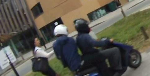 These moped robbers stole from women across Wandsworth