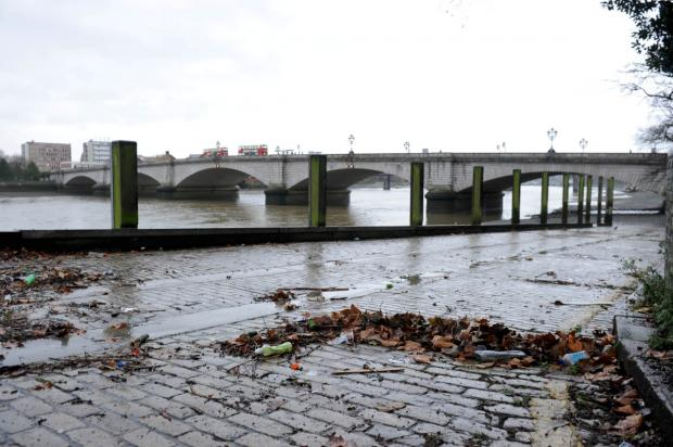 Putney Bridge is expected to be closed for three months