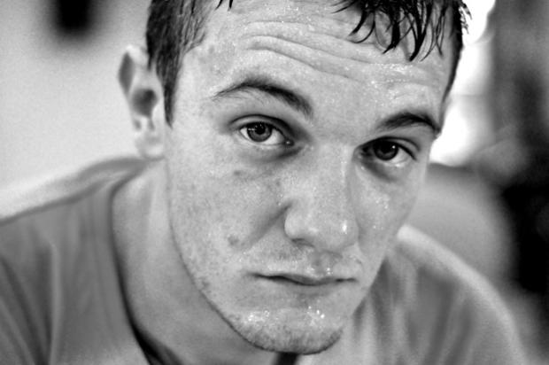 Bring it on: Cassius Connor from Sutton