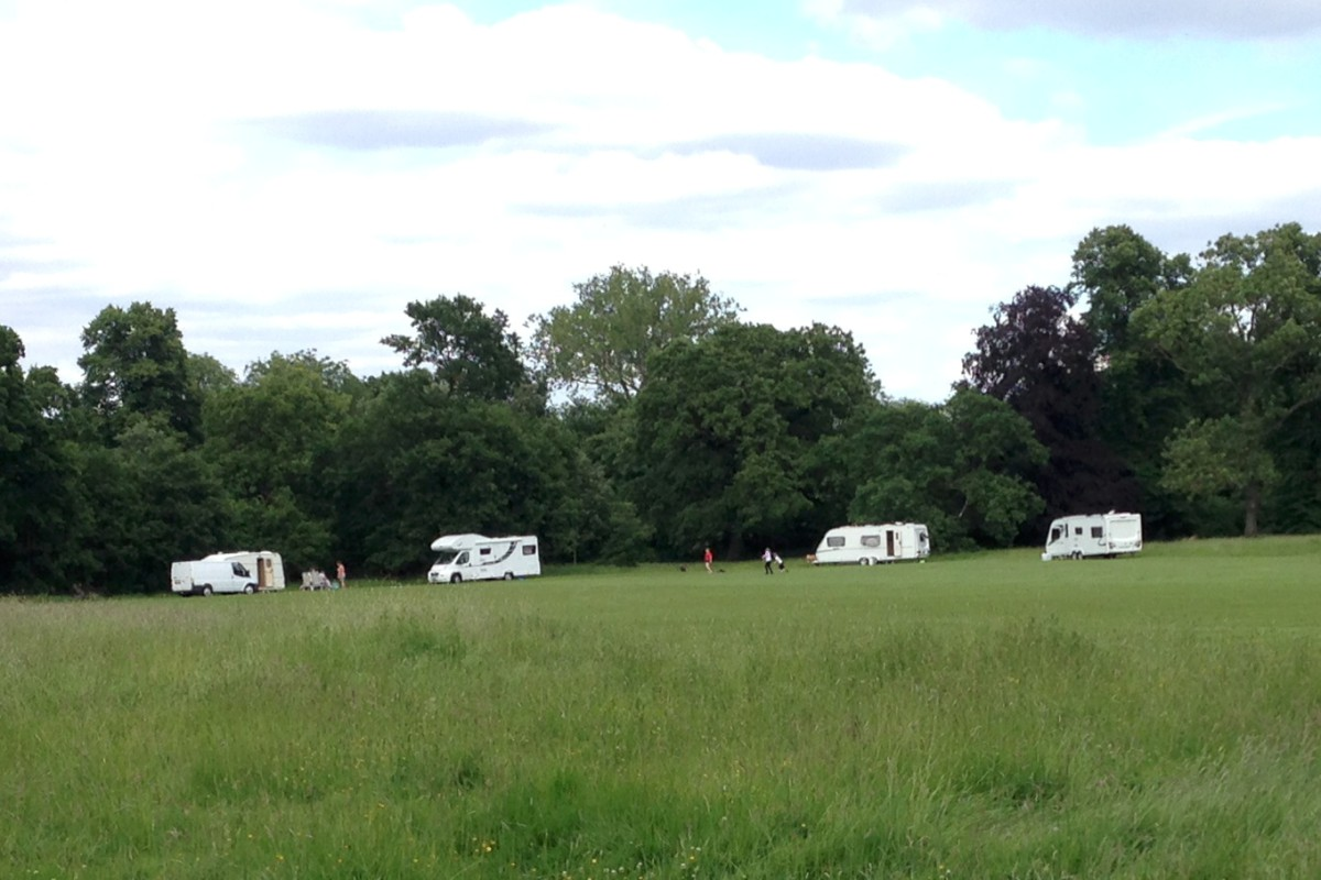 The travellers this afternoon