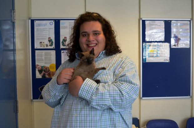 Wandsworth Guardian: BGT's Jonathan Antoine and Willow