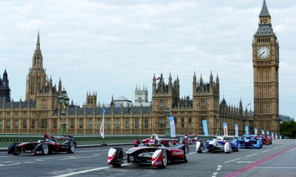 Battersea Park to host season finale of global racing championship