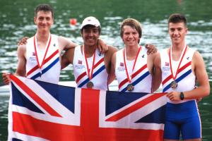 Tooting rower makes GB team for Junior World Championships
