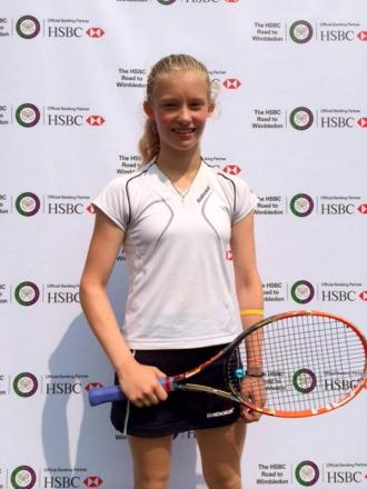 Putney tennis star of the future is more determined in the face of defeat