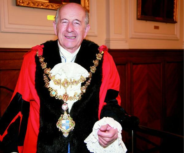 Mayor of Wandsworth Councillor Stuart Thom wants to make sure locals get the recognition they deserve