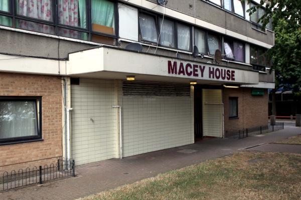 Macey House in Battersea