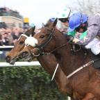 Wandsworth Guardian: Gaz 12-08-14E  Brae Hill (No.15 ) pictured winning the 2012  William Hill Lincoln, has now ended his racing career. (Alec Russell photograph   Doncaster  31/3/2012) (9194564)