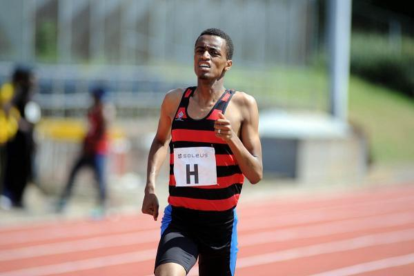 Winner: Feysel Nadew of Herne Hill Harriers