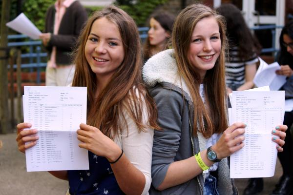 LIVE: Wandsworth GCSE results day 2014