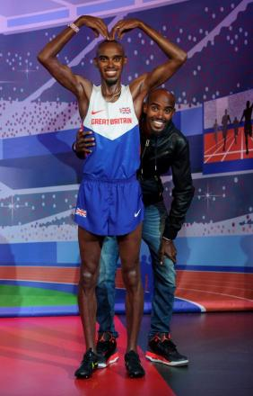 Double take: Mo Farah wants to retain his 5,000m and 10,000m world titles