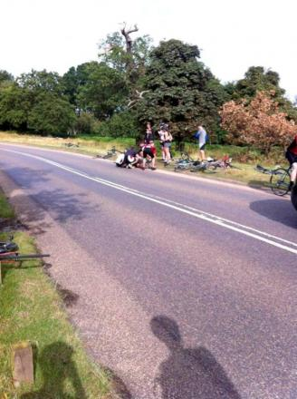 Cycle crash: A friend said Dr Lim had been cycling below the speed limit
