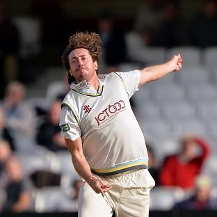 Ryan Sidebottom took three wickets in a dominant Yorks
