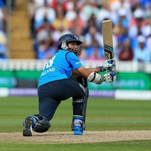 Moeen Ali top-scored for England with 67