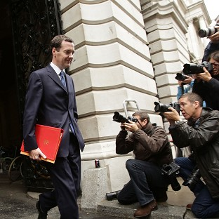Chancellor George Osborne hailed Britain's rise in the competitiveness ratings index
