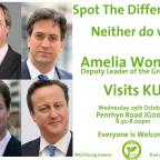 Wandsworth Guardian: Deputy Leader of the Green Party at Kingston University