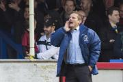 Call to arms: Oi, get me some goals - AFC Wimbledon boss Neal Ardley is missing the simple things in life
