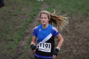 Kingston & Poly Harriers champion is a Law unto herself