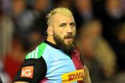 Big future: Joe Marler is heading for a bright future, says a World Cup winner
