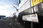 Plough Lane where the new stadium could be built