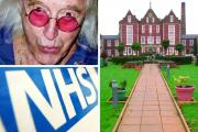 "Johnny Savile victim says she told mental health trust ""14 times"" before they did anything"